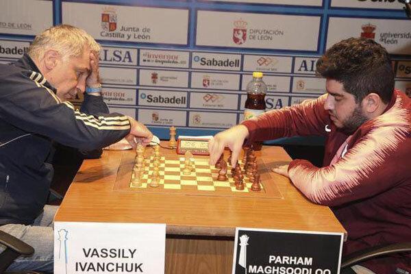 صعود سه پله ای پرهام مقصودلو در رنکینگ جهانی شطرنج