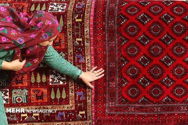 بهبود کیفیت فرش دستباف ایرانی با فناوری نانو