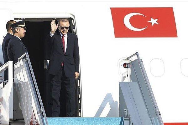 اردوغان راهی پاکستان شد