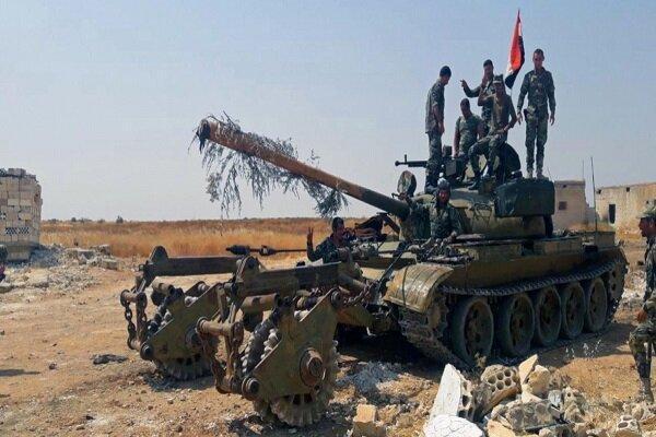 پیشروی های ارتش سوریه در حومه ادلب ادامه دارد