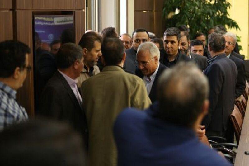 خبرنگاران دیدار های مردمی شهرداری اصفهان تا اطلاع بعدی تعطیل شد