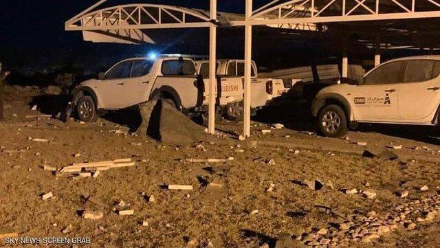 حمله هوایی آمریکا به 4 پایگاه در عراق