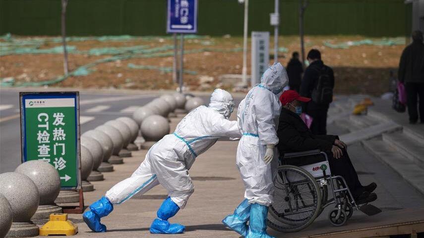 خبرنگاران شمار بهبود یافتگان کرونا در چین به حدود 67 هزار تن رسید