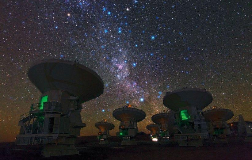رصدهای تلسکوپ افق رویداد در سال 2020 به دلیل شیوع ویروس کرونا لغو شد