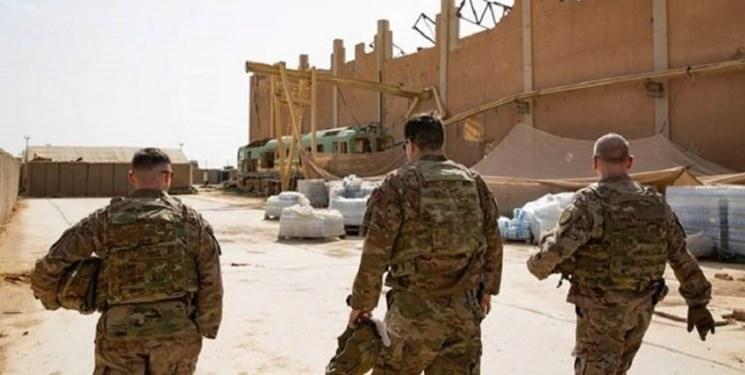 نیروهای آمریکایی در حال خروج از عراق