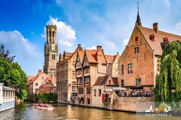رمانتیک ترین شهرهای اروپا برای ماه عسل