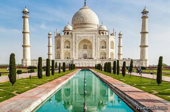 با عجایب هفتگانه هند آشنا شوید