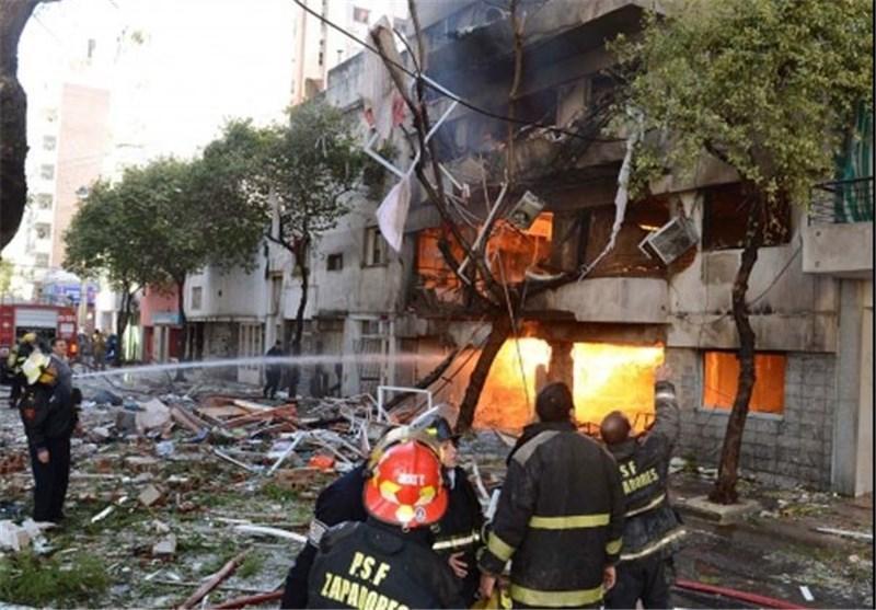 شمار قربانیان انفجار گاز در آرژانتین به 12 نفر رسید