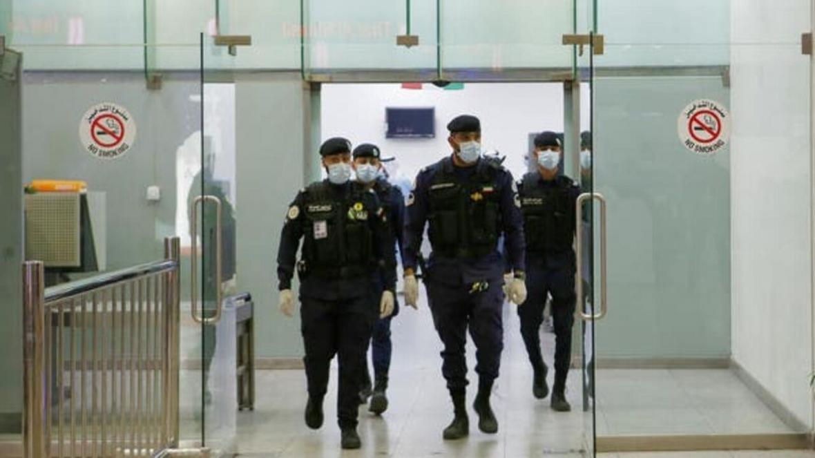 شورش در مرکز نگهداری اتباع مصری کویت