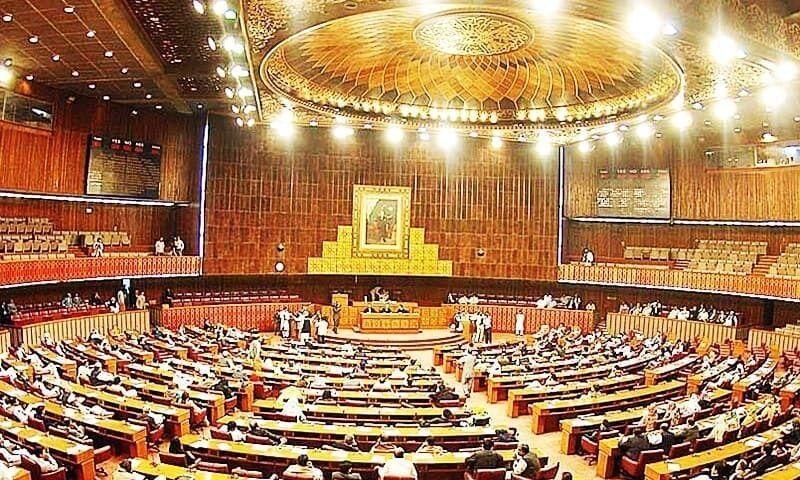 خطر شیوع کرونا در مجلس پاکستان