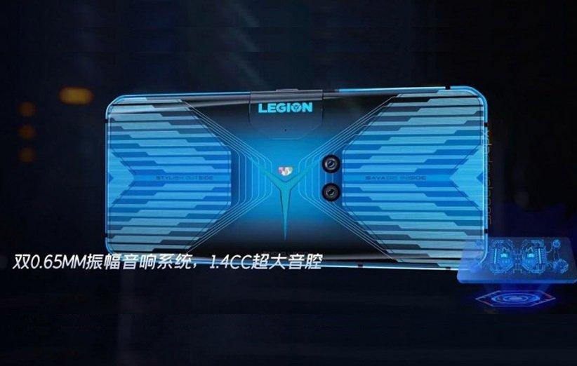 تیزر جدید، تجربه تمام افقی بی نظیر در گوشی گیمینگ لنوو لیجن را به نمایش می گذارد