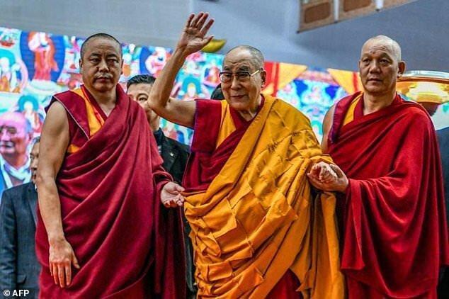 موفقیت پسر منتخب دالایی لاما خبر ساز شد