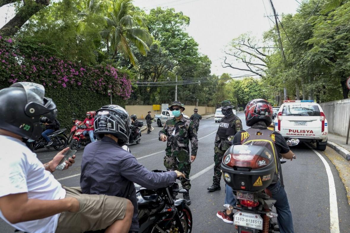قوانین قرنطینه در فیلیپین تمدید شد