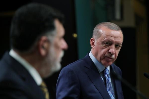 ترکیه طرح ابتکاری مصر برای آتش بس در لیبی را نپذیرفت