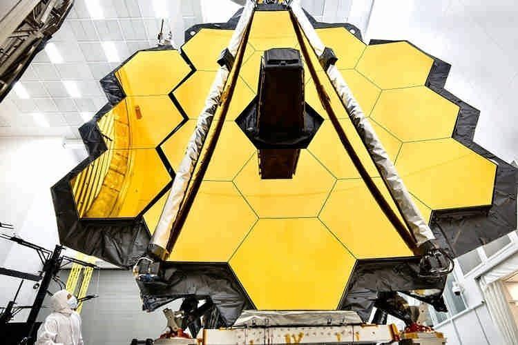 تلسکوپ جیمز وب، جام جهان نمای بشر