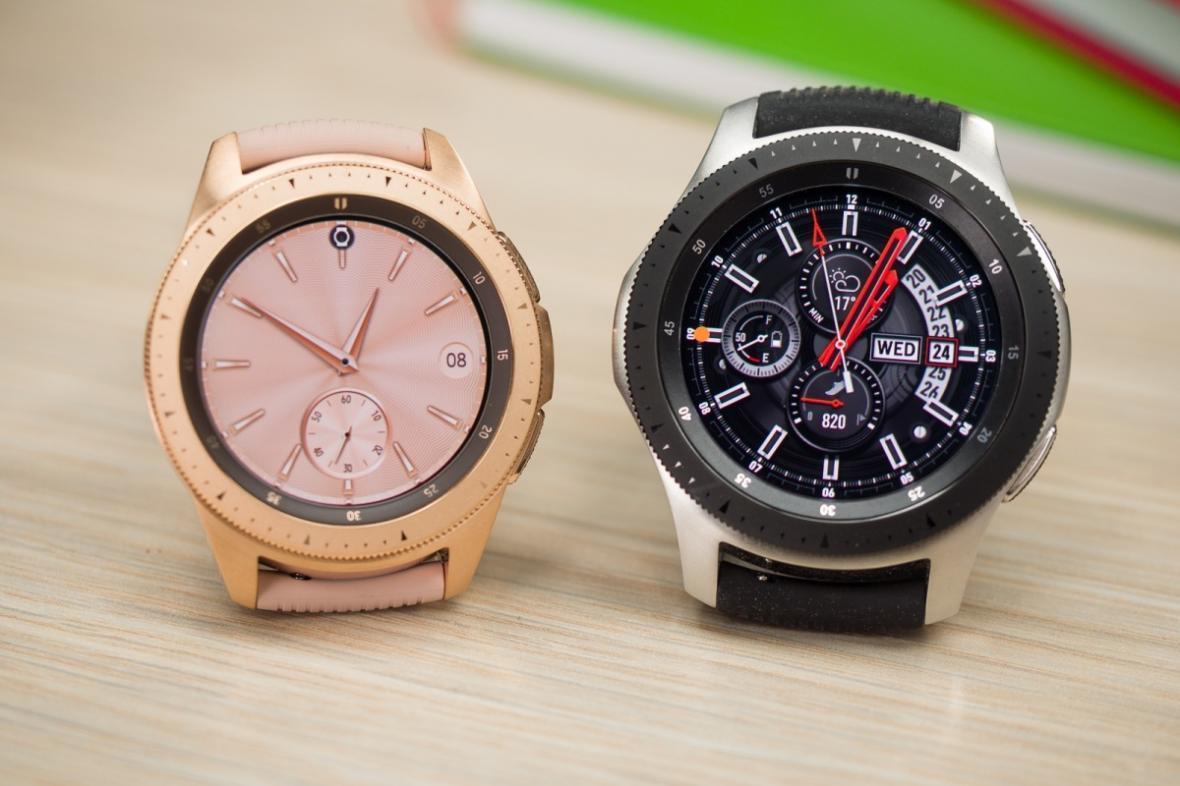 اولین تصویر واقعی Samsung Galaxy Watch 3 فاش شد