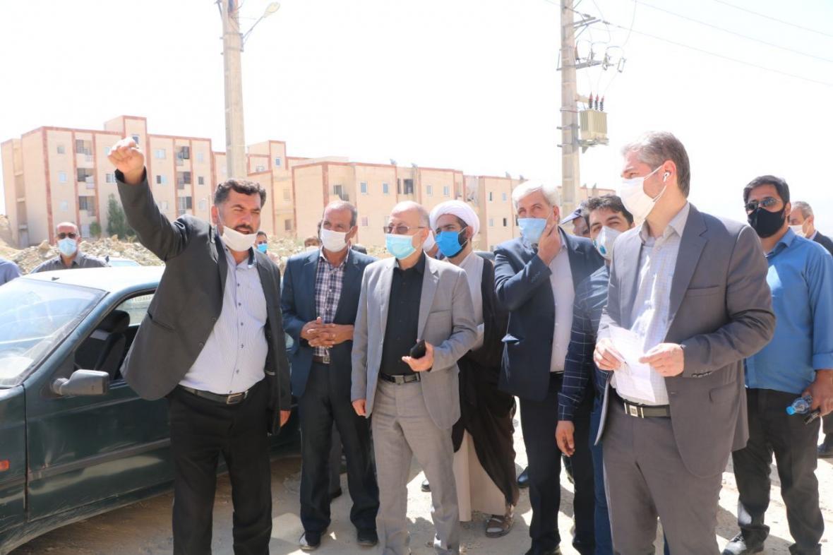خبرنگاران مسائل اهالی مسکن مهر شهرستان دماوند آنالیز شد