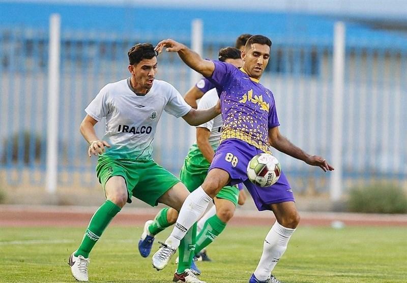 لیگ دسته اول فوتبال، شکست عجیب آلومینیوم و برتری سپیدرود در جدال تیم های گیلانی، ملوان به رده شانزدهم جدول سقوط کرد