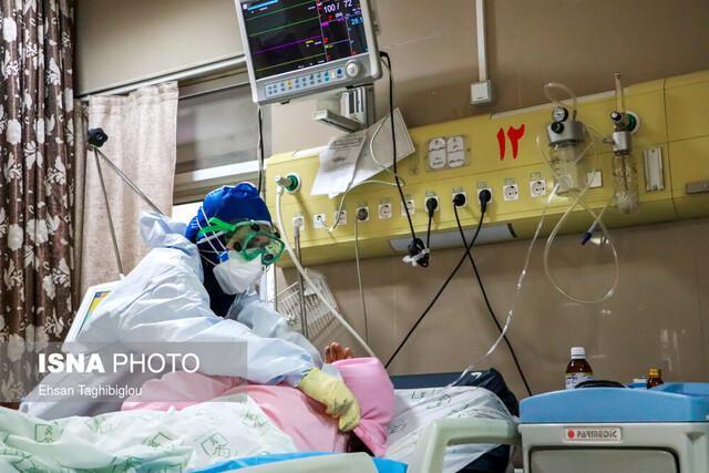 احتمال ورود بیمارستان ها به فاز خطر، درگیر شدن 12 هزار تن از مدافعان سلامت با کرونا
