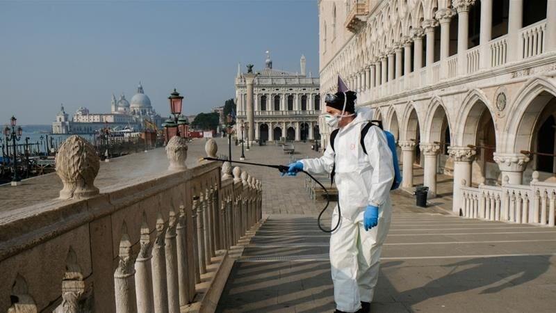 وزیر بهداشت ایتالیا از فرایند صعودی کرونا در این کشور اظهار نگرانی کرد