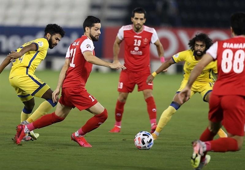 پیروزی کبیر پرسپولیس در غیاب آل کثیر؛ پرسپولیس هم AFC را برد هم النصر را، سلام سرخپوشان به فینال آسیا