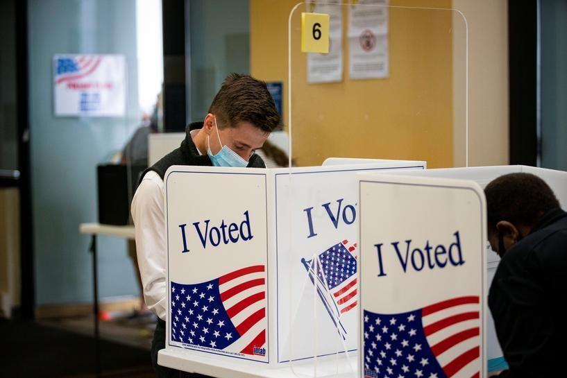 ترامپ رای گیری پیش رو را فاسدترین انتخابات آمریکا دانست