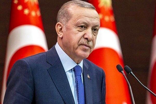 اردوغان: قصد نداریم برای همواره در سوریه بمانیم!
