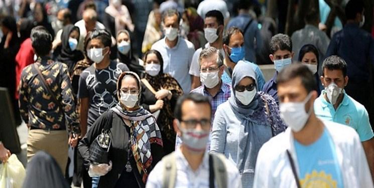 بی ماسک ها جریمه شدند، 67 هزار تذکر لسانی و 42 مورد اعمال قانون تا این لحظه