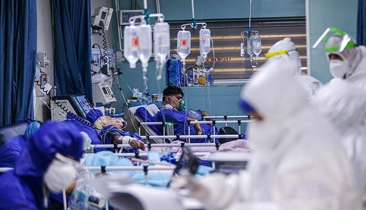 5 میلیون و 400 هزار تومان متوسط هزینه بستری هر بیمار کرونا
