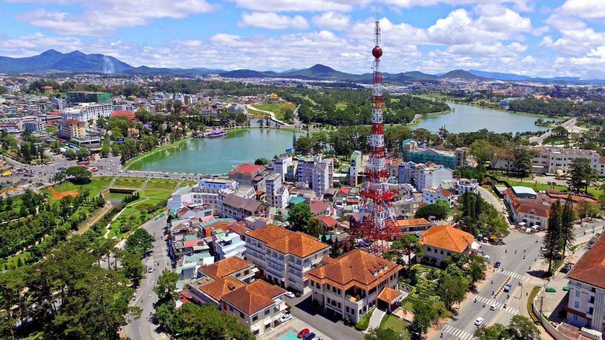 دیدنی های شهر دالات ویتنام