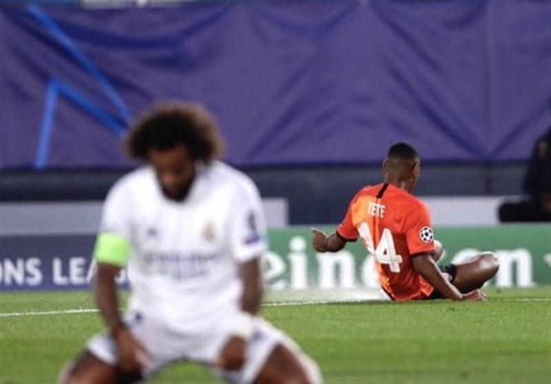 لیگ قهرمانان اروپا، رئال مادرید با شکست شروع کرد، بازگشت شاگردان زیدان کامل نشد