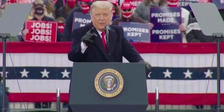 ترامپ: اگر بایدن پیروز گردد، ایران خاورمیانه را صاحب می گردد