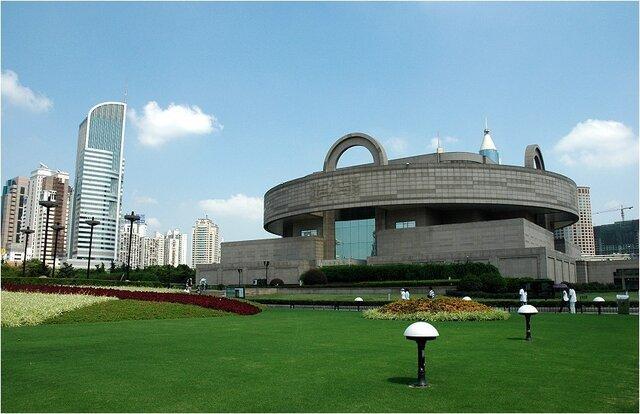 موزه شانگهای جایی که تاریخ و فرهنگ مردم چین به تصویر کشیده شده است