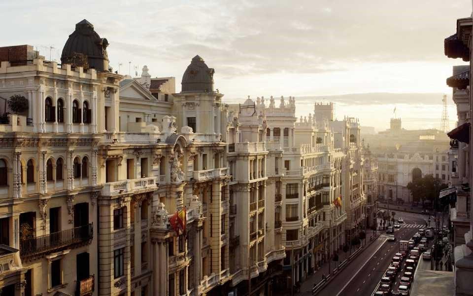مادرید، تنها پایتخت بدون رود اروپا