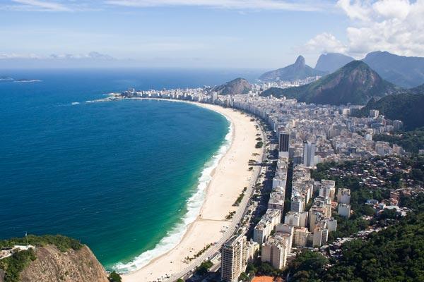 معروف ترین سواحل برزیل؛ از کوکابانا تا ریو