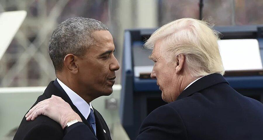 ترامپ به زور از کاخ سفید بیرون می رود؟