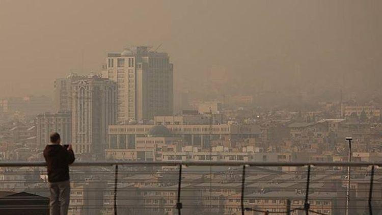 هشدار درباره آلودگی هوای تهران