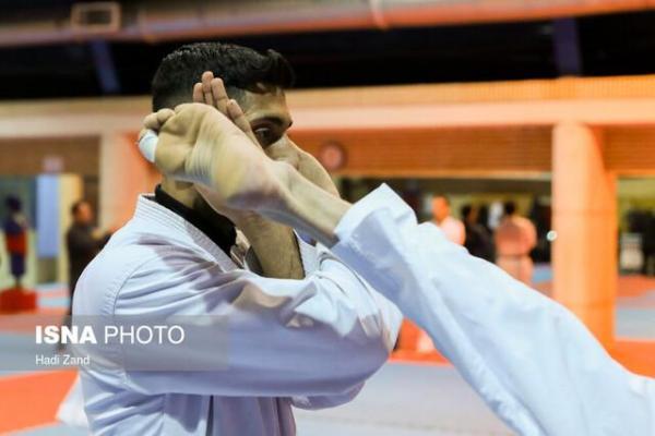 تیم داری آذربایجان شرقی در لیگ برتر کاراته بعد از گذشت هشت سال