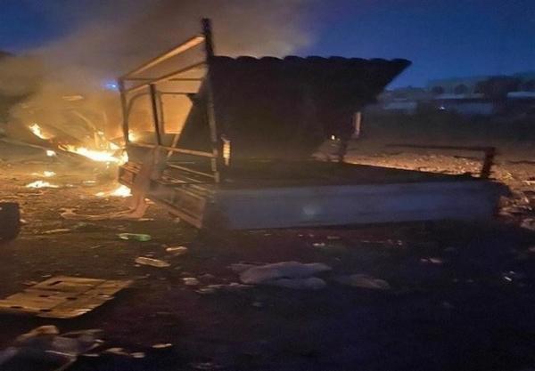 اکسیوس: آمریکا در حال بررسی تعطیلی سفارت خود در بغداد است
