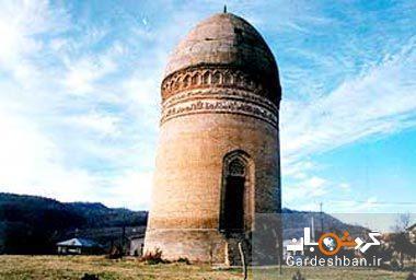 برج لاجیم؛ از بهترین و زیباترین آثار تاریخی مازندران