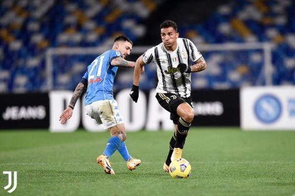 ناپولی 1 - 0 یوونتوس؛ تیم پیرلو بدشانس بود