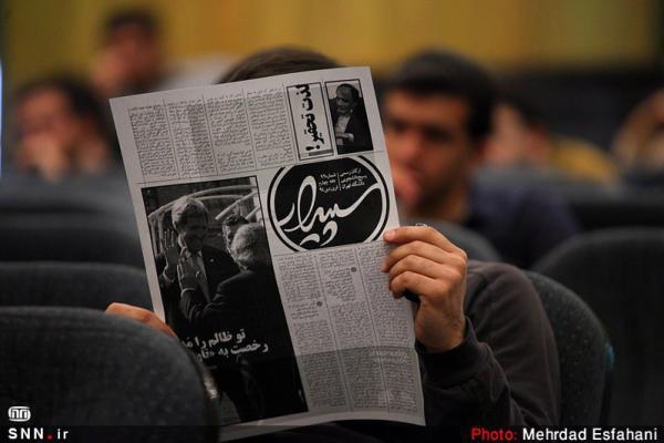 سلطانی: استقبال از نشریات دانشجویی کم شده ، فلاح: رسانه های مکتوب محل رجوع و استنادند