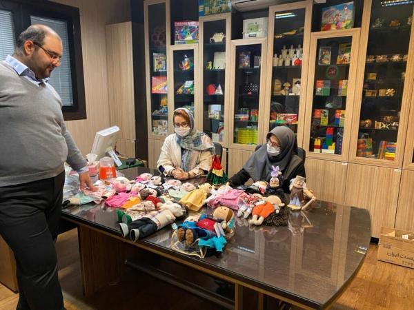 خبرنگاران جشنواره ملی اسباب بازی، عروسک های ایرانی جداگانه داوری می گردد