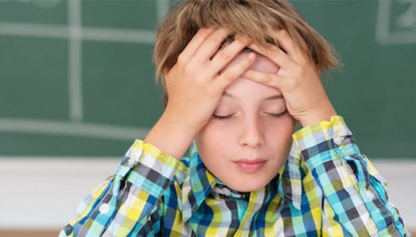 سردرد بچه ها، نشانه ها و راه های پیشگیری