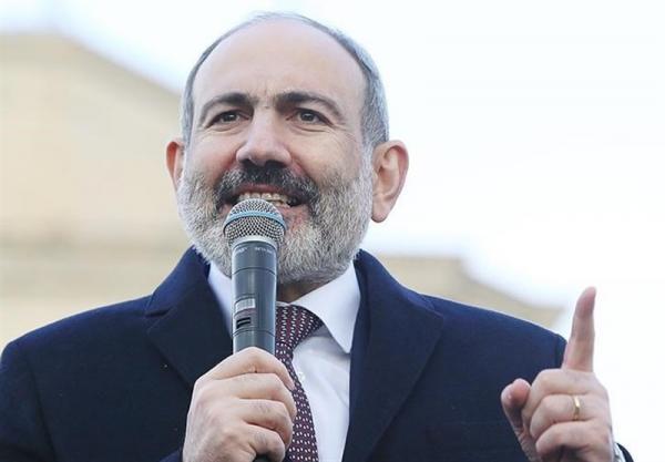 تأکید پاشنیان بر لزوم ارتباط مستقیم بین ارمنستان و جمهوری آذربایجان