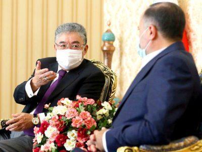 روابط ایران و قزاقستان در طول تاریخ برادرانه و عمیق بوده است خبرنگاران