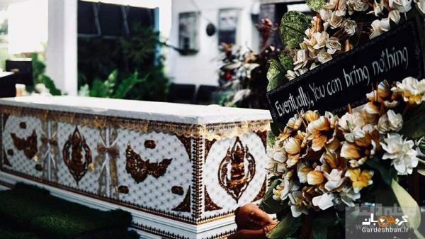 کافه مرگ بانکوک؛ کافه ای عجیب و غریب، عکس
