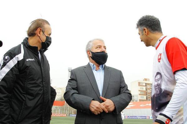 پیش بینی جالب علی پروین از قهرمان لیگ برتر