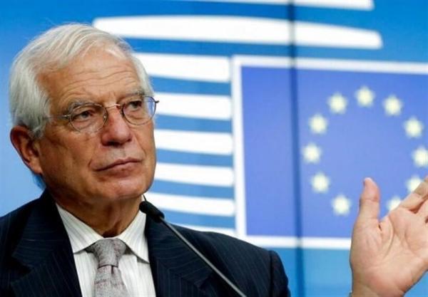 بورل: به رغم اختلافات روابط اتحادیه اروپا و روسیه باید حفظ گردد