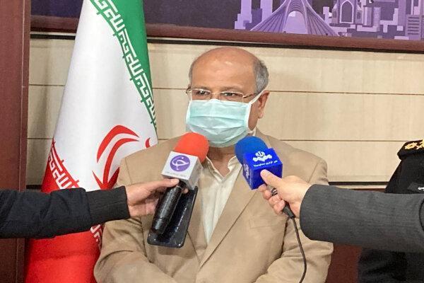 افزایش تعداد مبتلایان به کرونا در تهران طی هفته های آینده